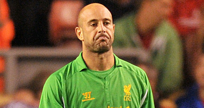 Pepe Reina addresses Liverpool fans