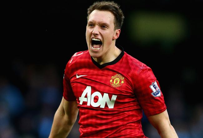 Man Utd team news: Phil Jones out for two weeks