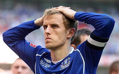 Phil Neville set to leave Everton in summer