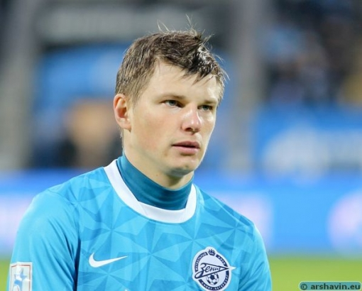 «Зенит» объявил о подписании контракта с Аршавиным