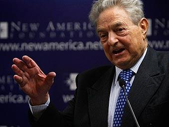 Миллиардер Джордж Сорос приобрел акции «МЮ»