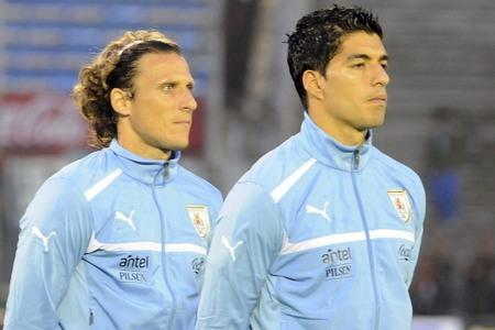 Суарес стал лидером в списке бомбардиров сборной Уругвая