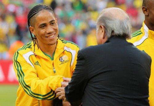 Стивен Пинар завершил карьеру в сборной ЮАР