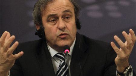 Платини: «Евро-2020 может пройти по всей Европе»