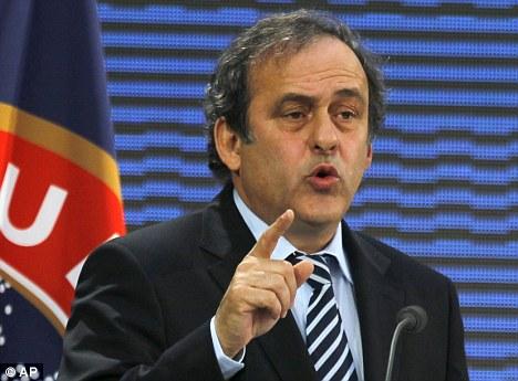 Мишель Платини: «Идея проведения объединенного чемпионата не отвечает принципам УЕФА»
