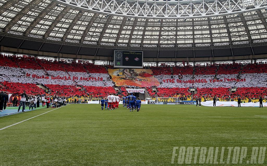 Фоторепортаж. ЦСКА — «Спартак» — 2:2. «Чемпионское дерби»