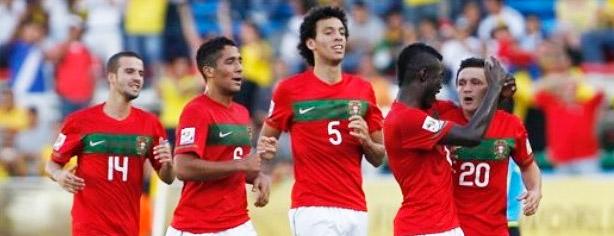 Чемпионат мира (U-20). 1/8 финала. Португалия — Гана — 2:3. Хроника событий