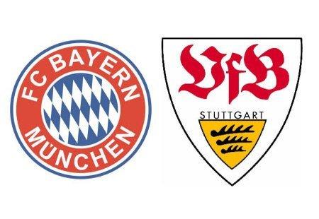 Немецкая Бундеслига. 2-й тур. «Бавария» растерзала «Штутгарт»