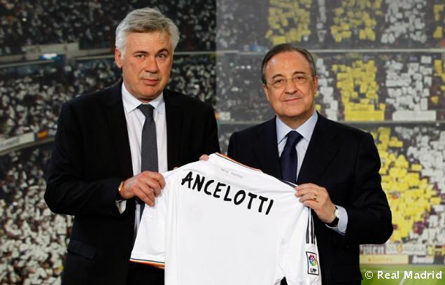 Карло Анчелотти: следующий сезон будет сезоном «Реала»