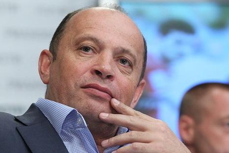 Сергей Прядкин выдвинут на пост главы РФС