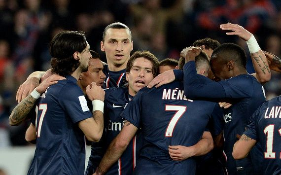 Ligue 1 results: PSG 3-0 Nice and other matches