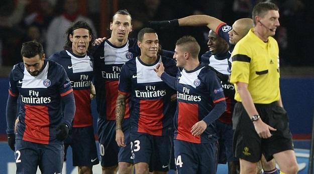 Французская Лига 1. «ПСЖ» — «Лион» — 4:0. Хроника событий