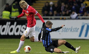 Лига Европы-2013/14. ПСВ — «Черноморец» (Одесса). Онлайн-трансляция начнется в 22.00