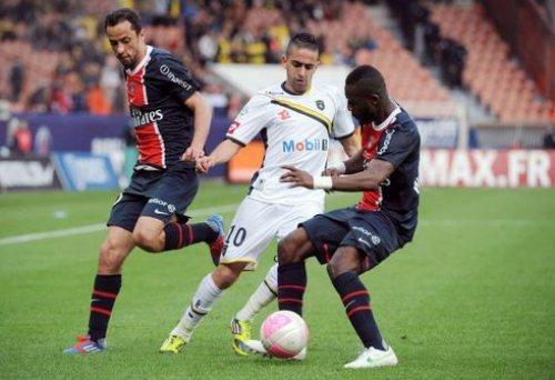 Французская Лига 1. 7-й тур. «ПСЖ» одолел «Сошо»