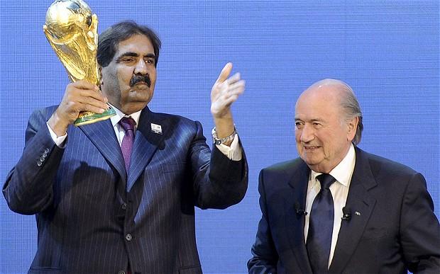 Футболисты Бундеслиги высказались против проведения ЧМ-2022 в Катаре