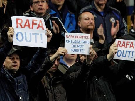 Abramovich to offer Chelsea interim Benitez permanent deal