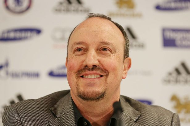 Benitez appointed as new Napoli coach