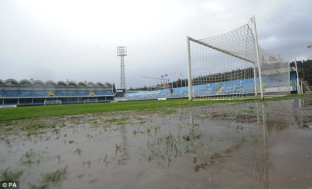 World Cup qualifiers: England's encounter with Montenegro under threat due to torrential rain