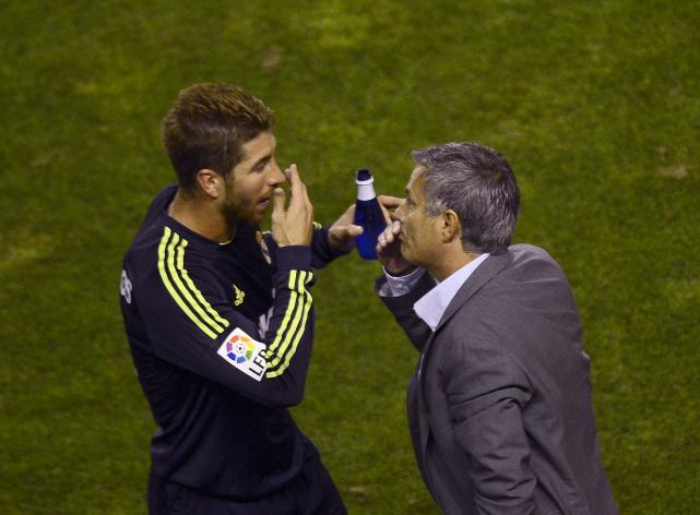 Серхио Рамос не покинет «Реал»