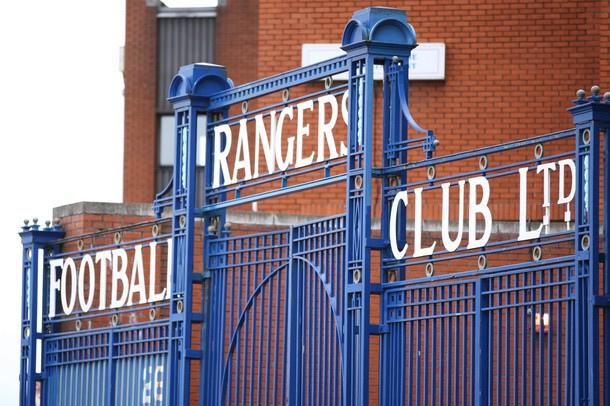 «Рейнджерс» будет играть в четвертом шотландском дивизионе