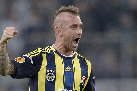 Raul Meireles has been banned for 11 games