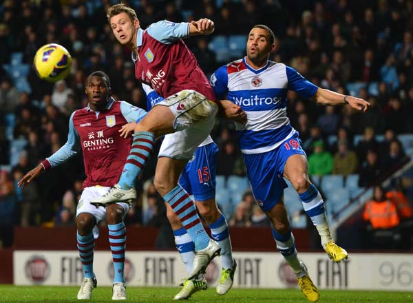 Premier League Matchday 29 preview: Reading vs Aston Villa