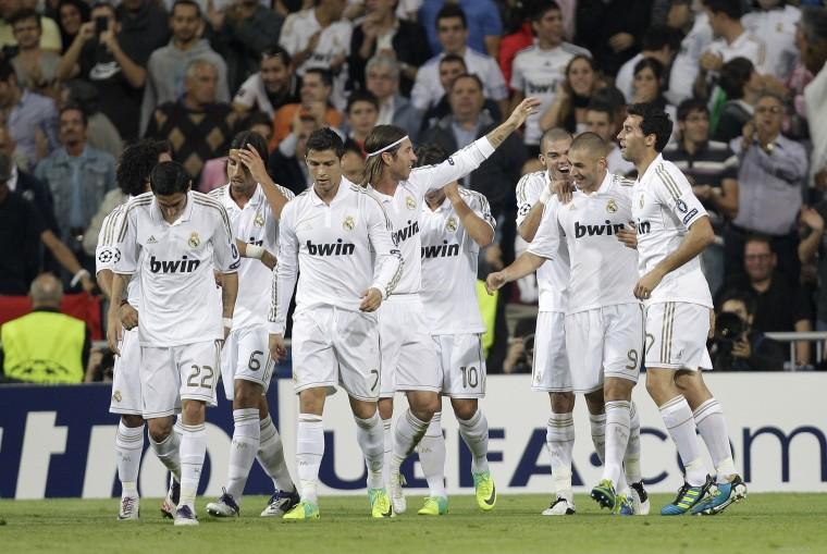 «Реал» обошел «Манчестер Юнайтед» и стал самым ценным клубом мира