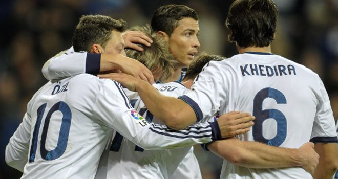 Real - Valencia: 7-0 and still counting...