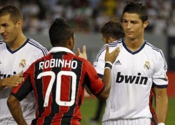 «Реал» разгромил «Милан» со счетом 5:1