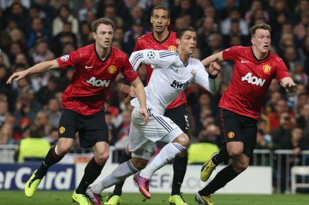 Лига чемпионов-2012/13. 1/8 финала. «Манчестер Юнайтед» — «Реал» — 1:2 (ОНЛАЙН-ТРАНСЛЯЦИЯ! Матч завершен)