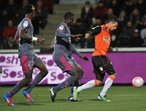 Французская Лига 1. 5-й тур. «Ренн» дома уступил «Лорьяну»