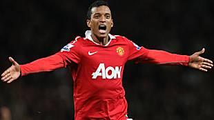 Полузащитник «Манчестер Юнайтед» Нани может перебраться в итальянскую серию А