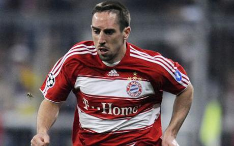 Bayern Ribery wants to stay at the club