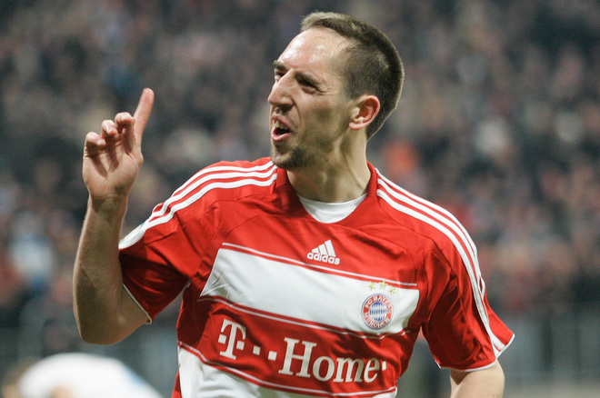 Bayern Ribery would like to remain at the club