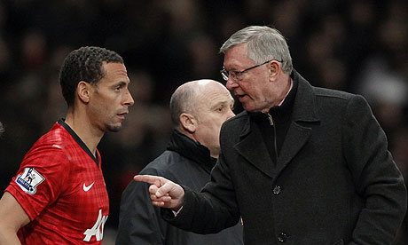Ferdinand set to sign a new contract with Man Utd next week