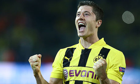 Borussia Dortmund determined to retain Lewandowski this summer