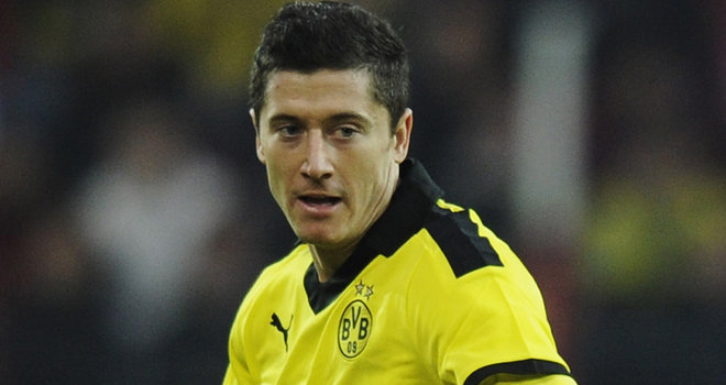 Robert Lewandowski is likely to move to Turin