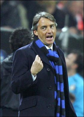Roberto Mancini has signed five-year deal with Manchester City