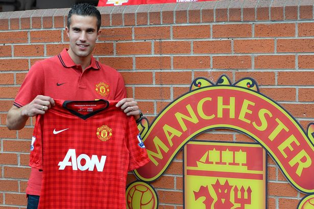 Van Persie: 'I feel this is the perfect match'