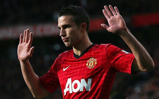 Van Persie set to end his career with Man Utd