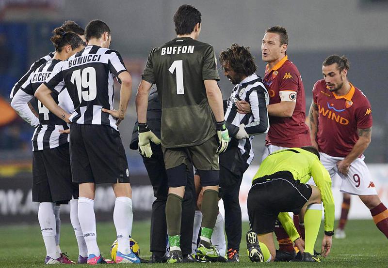 Итальянская Серия А. «Ювентус» — «Рома» и другие главные матчи 18-го тура