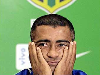Ромарио считает трусливым тренера национальной сборной Бразилии