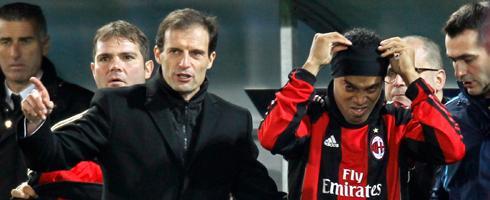 Роналдиньо назвал причину ухода из «Милана»