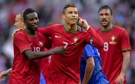 International friendlies' results: Croatia 0-1 Portugal