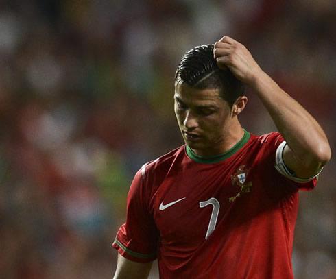 Ronaldo steep into club playing for Real