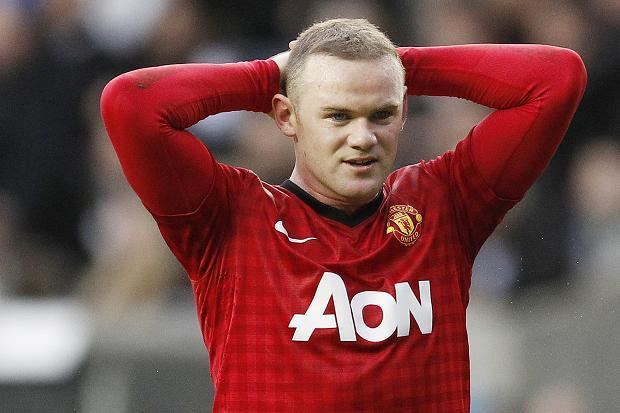 Barcelona eye Rooney switch