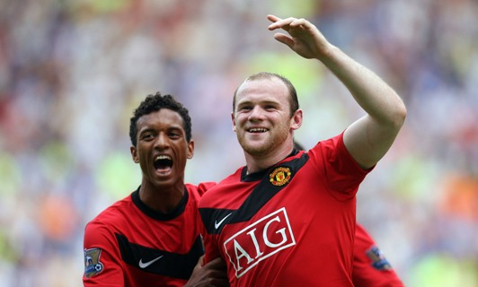 Man Utd team news: Rooney, Nani fit for West Ham clash, Vidic, Young set to back in action within a week