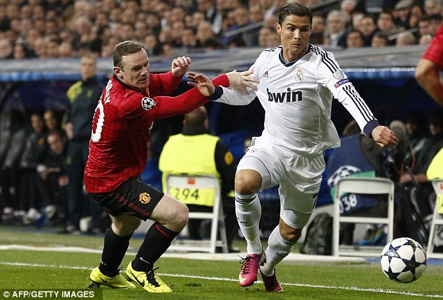 Man Utd cling on to a thrilling 1-1 draw at Santiago Bernabeu