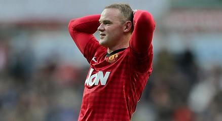 Rooney injury blow for Man Utd