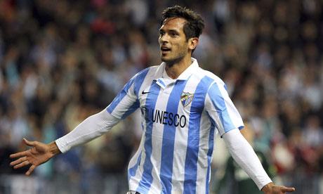 Santa Cruz keen on signing a permanent deal at Malaga